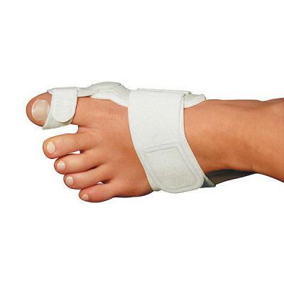 Iškrypęs kojos pirštas